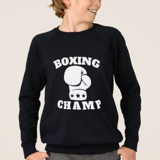 Boxing Champ Sweatshirt