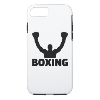 Boxing champion iPhone 7 case