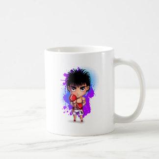 Boxing Chibi Coffee Mug