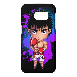 Boxing Chibi Samsung Galaxy S7 Case