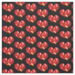Boxing Design Fabric