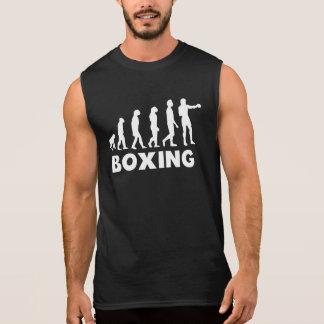 Boxing Evolution Sleeveless Shirt