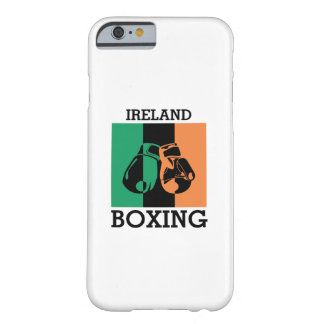 Boxing Fans Gift For Boxing Irish Mma Boxing Barely There iPhone 6 Case