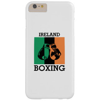 Boxing Fans Gift For Boxing Irish Mma Boxing Barely There iPhone 6 Plus Case
