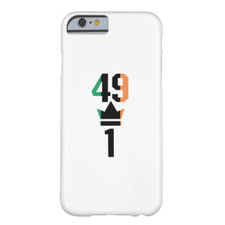Boxing Fans Gift For Boxing Irish Mma Boxing Funny Barely There iPhone 6 Case