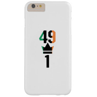 Boxing Fans Gift For Boxing Irish Mma Boxing Funny Barely There iPhone 6 Plus Case