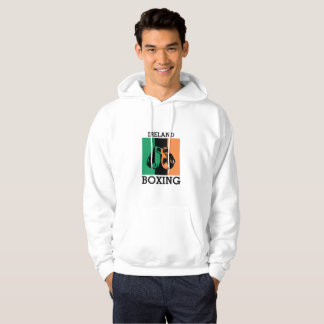 Boxing Fans Gift For Boxing Irish Mma Boxing Hoodie