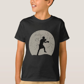 Boxing Full Moon T-Shirt