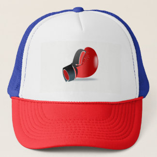 Boxing Glove Trucker Hat