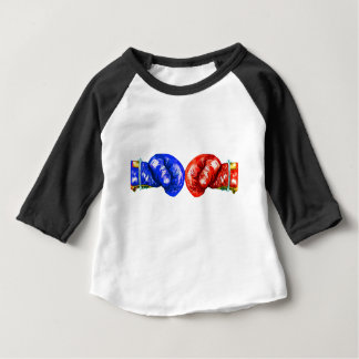 Boxing Gloves Baby T-Shirt