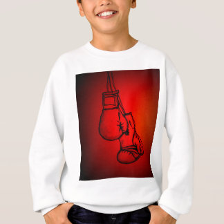 Boxing Gloves Fight Fan gift or present christmas Sweatshirt