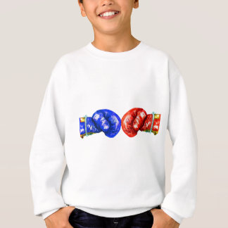 Boxing Gloves Sweatshirt