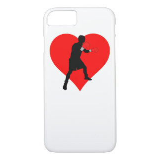 Boxing Heart iPhone 7 Case
