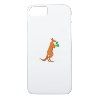 Boxing Kangaroo iPhone 8/7 Case