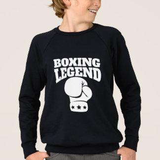 Boxing Legend Sweatshirt