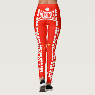 BOXING LEGGINGS HAVCIC ACD