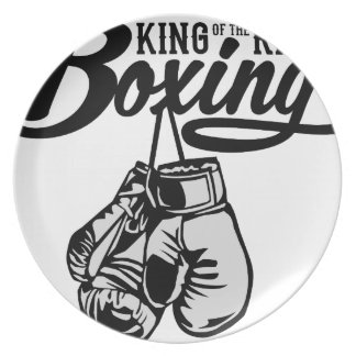 boxing plate