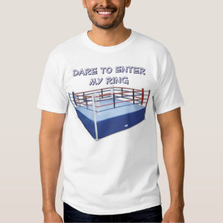 Boxing Ring T-shirt