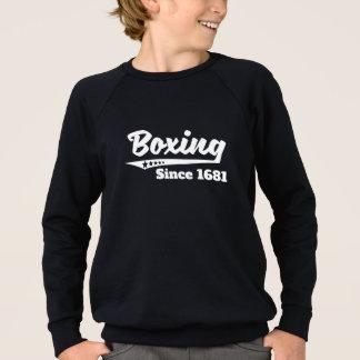 Boxing Since 1681 Sweatshirt