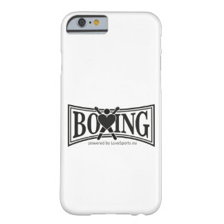 Boxing-style Barely There iPhone 6 Case