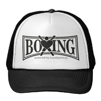 Boxing.style Trucker Hat