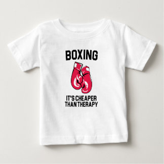 Boxing Therapy Baby T-Shirt