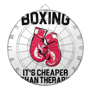 Boxing Therapy Dartboard