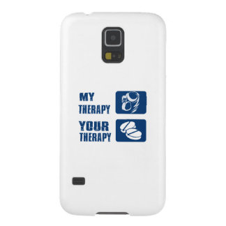 Boxing therapy designs galaxy s5 cover