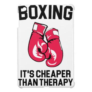 Boxing Therapy iPad Mini Covers