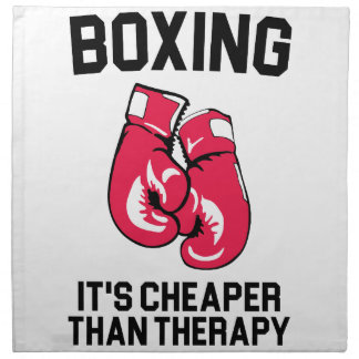 Boxing Therapy Napkin