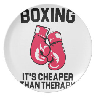 Boxing Therapy Plate