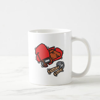 Boxing Training Coffee Mug