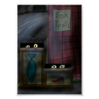 Boxtrolls Poster