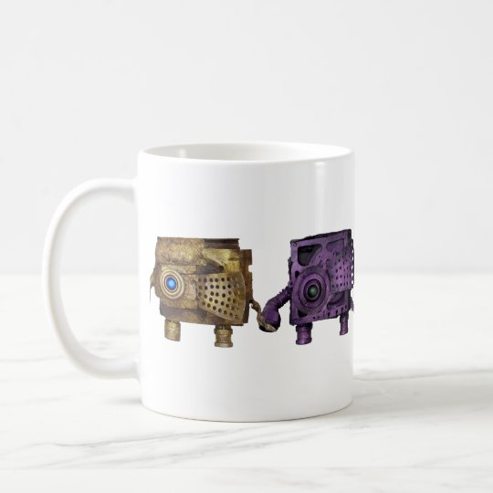 Boxyphants on Parade Coffee Mug