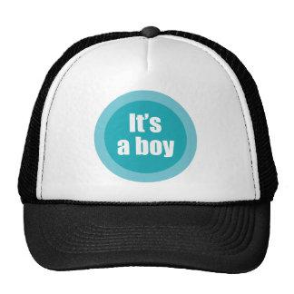 boy10 trucker hat