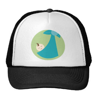 boy1 trucker hat