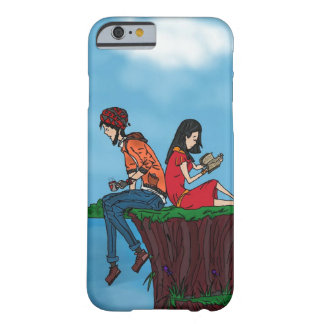 Boy and girl barely there iPhone 6 case