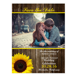 boy and girl kissing love in road /sunflower theme postcard