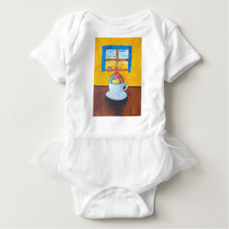 Boy and the Macaroons Baby Bodysuit