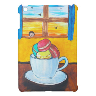 Boy and the Macaroons Case For The iPad Mini