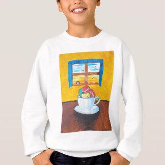 Boy and the Macaroons Sweatshirt