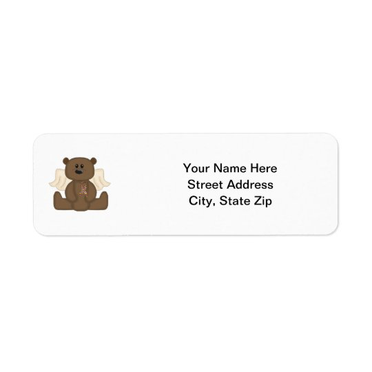 Boy Autism Awareness Bear
