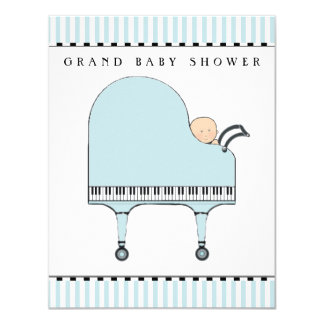 Boy Baby Shower Invitations
