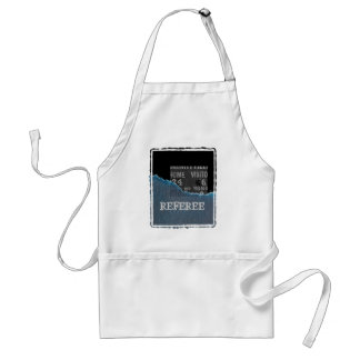 Boy-baby shower standard apron