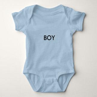 BOY BABYGROW BABY BODYSUIT