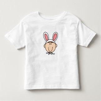 Boy Brown Haired Bunny Tshirt