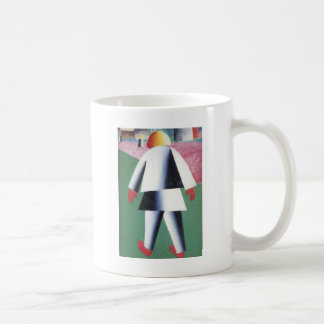 Boy by Kazimir Malevich Coffee Mug
