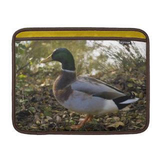 """Boy Duck Poses - 13"""" Macbook Air Laptop Sleeve Sleeve For MacBook Air"""