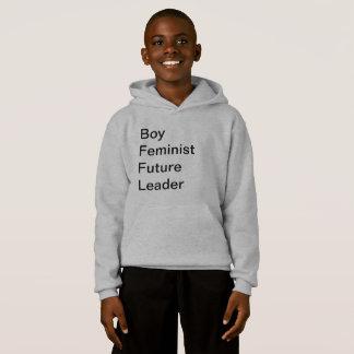 Boy Feminist Future Leader Sweatshirt