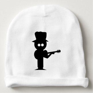 Boy Folk Singer Baby Beanie